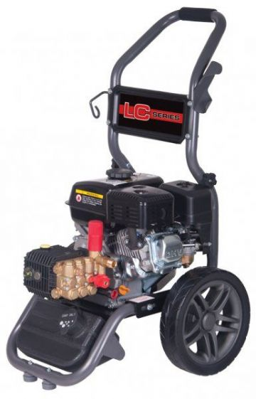 LC 12125 Petrol Pressure Washer Part No: LCT12125PLR